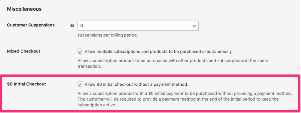woocommerce-subscriptions-free-trial-0-initial-checkout