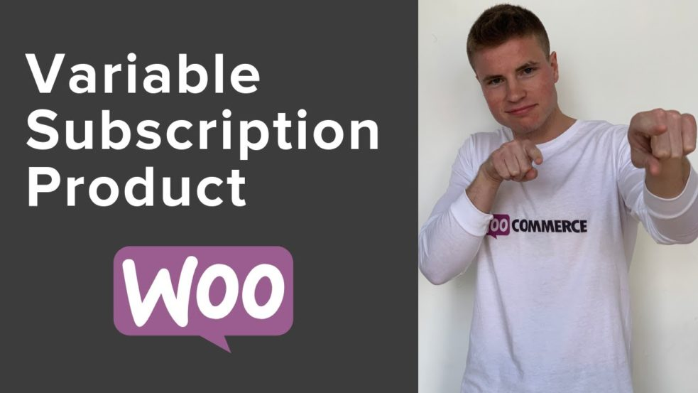 How to setup a variable subscription product in WooCommerce?