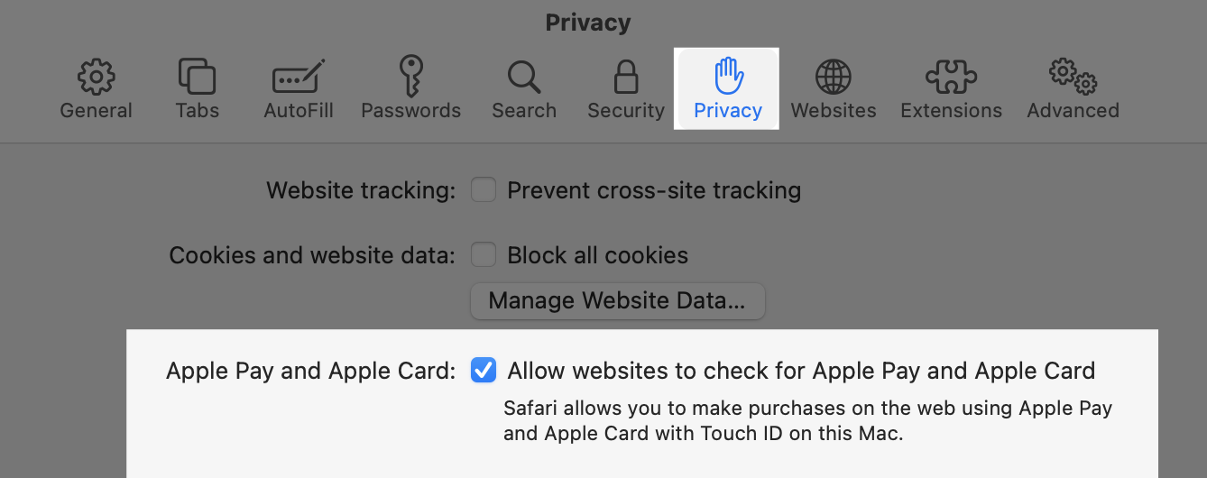 woocommerce-apple-pay-check-safari-privacy