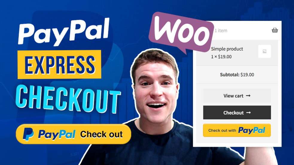 How to setup PayPal Express Checkout in WooCommerce?