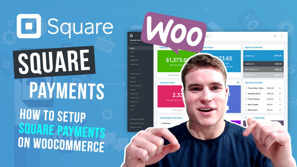 How to setup Square in WooCommerce?