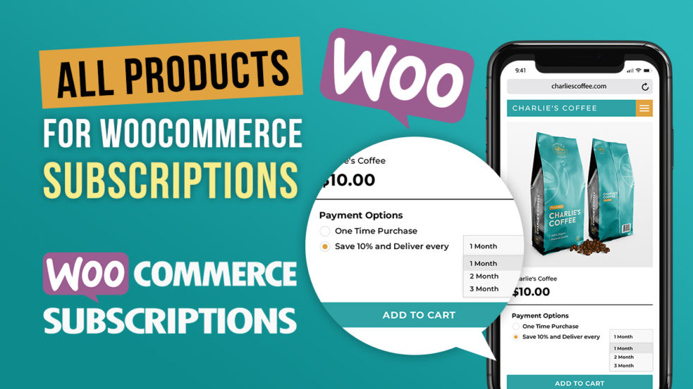 How to setup All Products for WooCommerce Subscriptions?