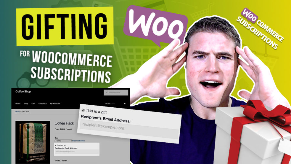 WooCommerce Subscriptions: How to allow customers to gift a subscription for others?