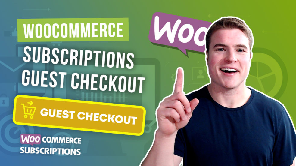 WooCommerce Subscriptions Guest Checkout