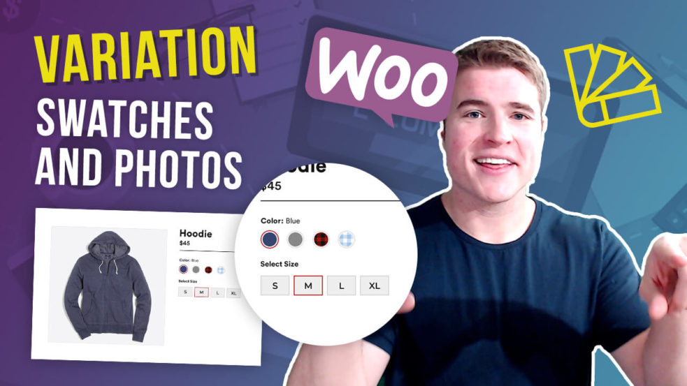 How to add swatches and images to variable products on WooCommerce?