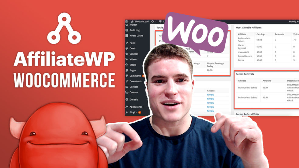 How to setup AffiliateWP on your WooCommerce store?